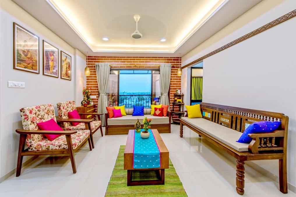 Vadodara interior designer for Architecture design for home in vadodara